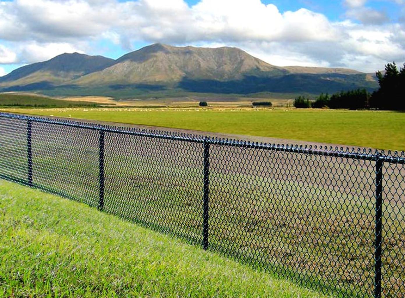 Singleton Fence Chain Link