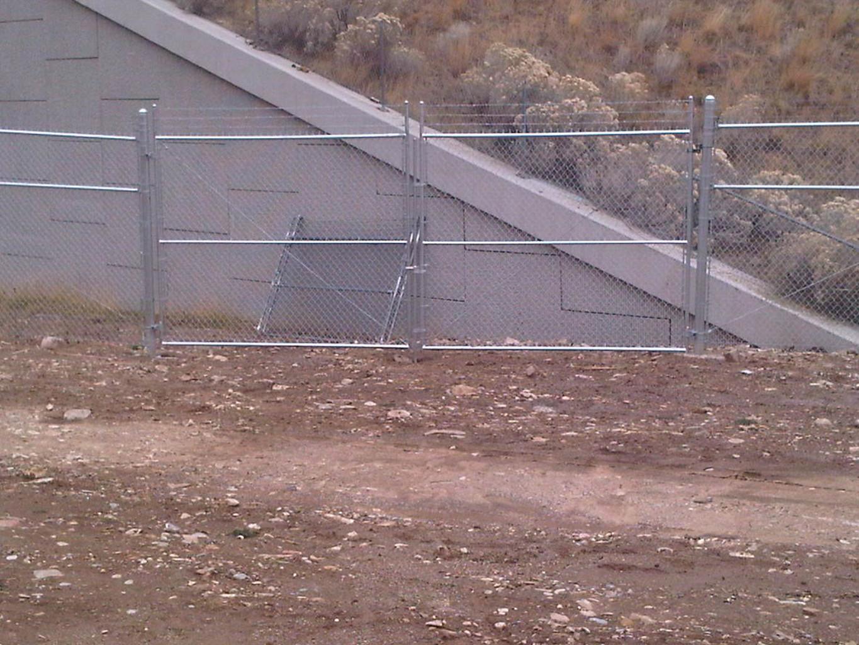 Ft Security Gates