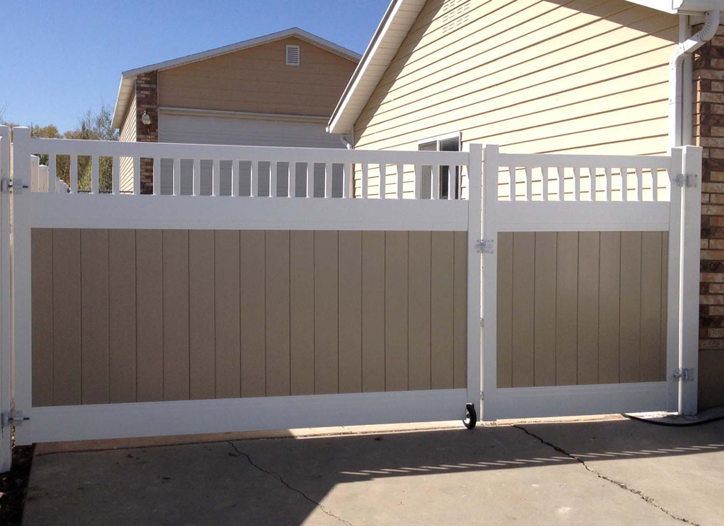 Singleton Fence Gates