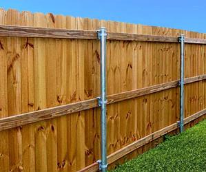 Singleton Fence Wood Fence